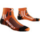 X-Socks Run Speed Two Short Hardloopsokken oranje